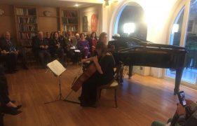Viaggio Sulle Note Di Chopin, Brahms, Schumann, Verdi