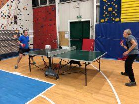 Table Tennis Circolo Degli Esteri