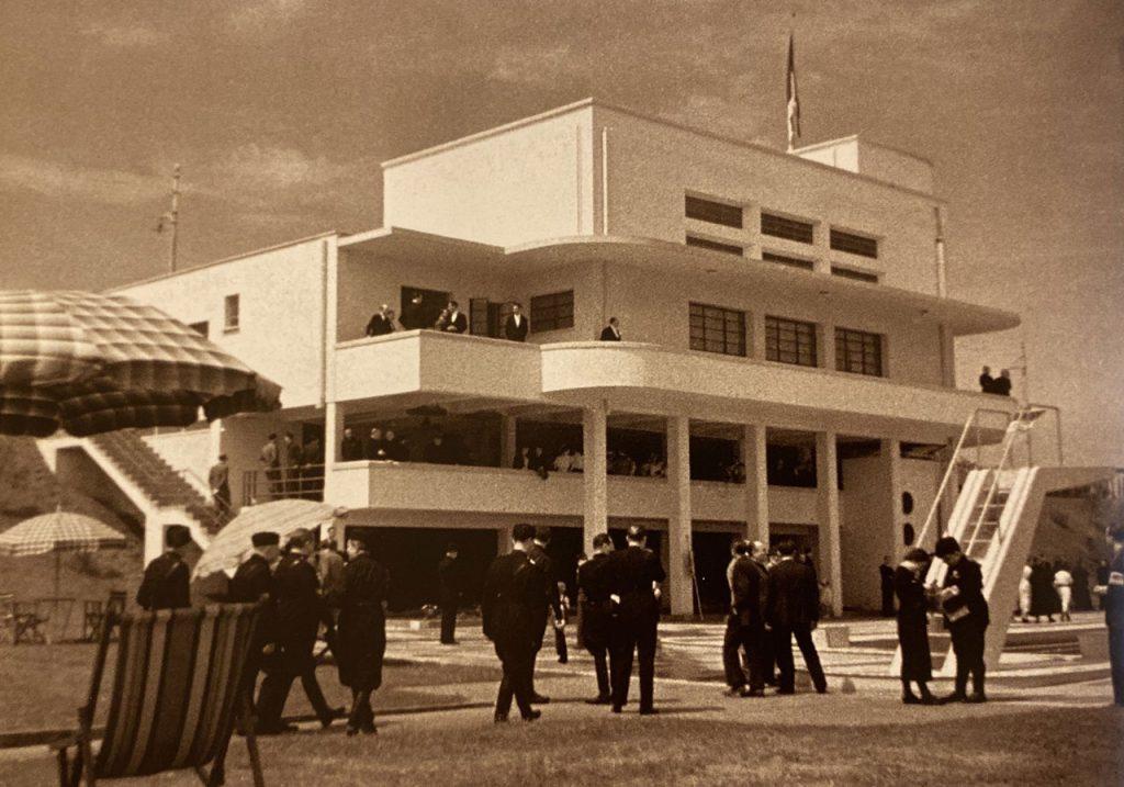 Inaugurazione del Circolo 1937